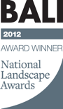 British Association Of Landscape Industries Awards 2012