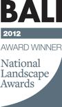 British Association Of Landscape Industries Awards 2012