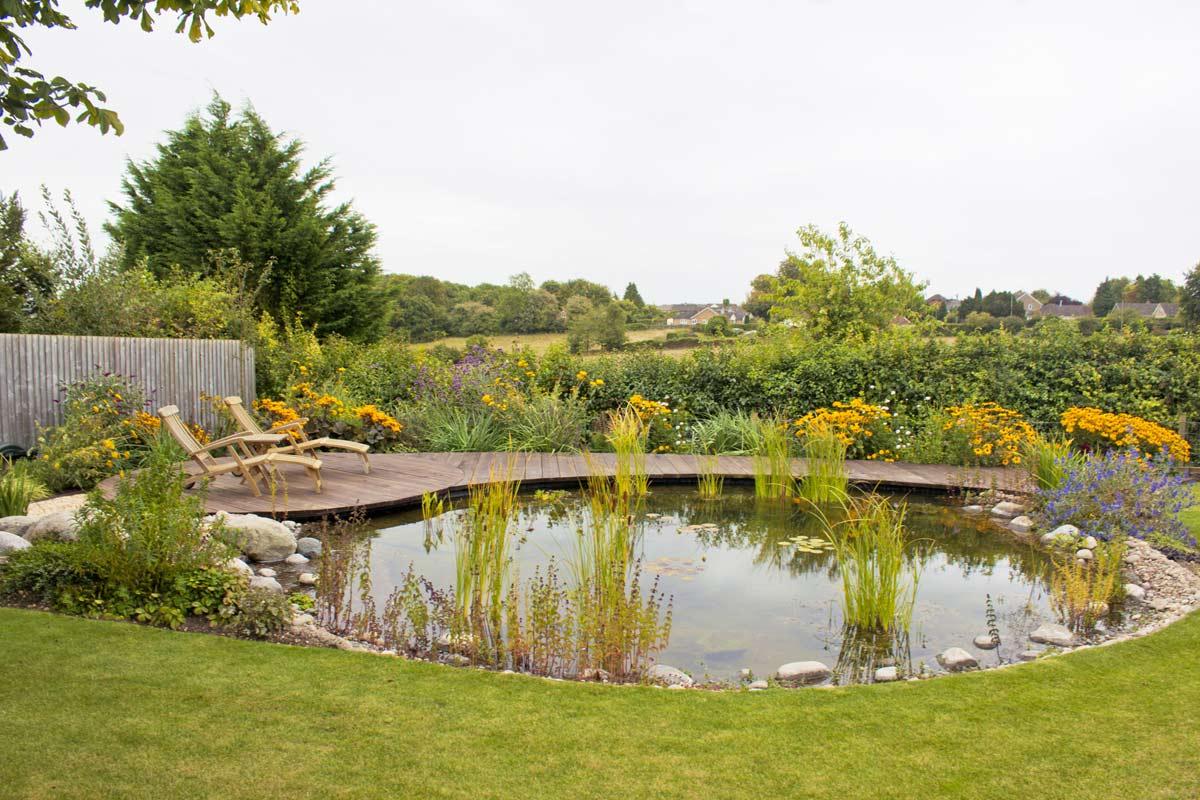 Ayres Barn - JPS Landscape Design