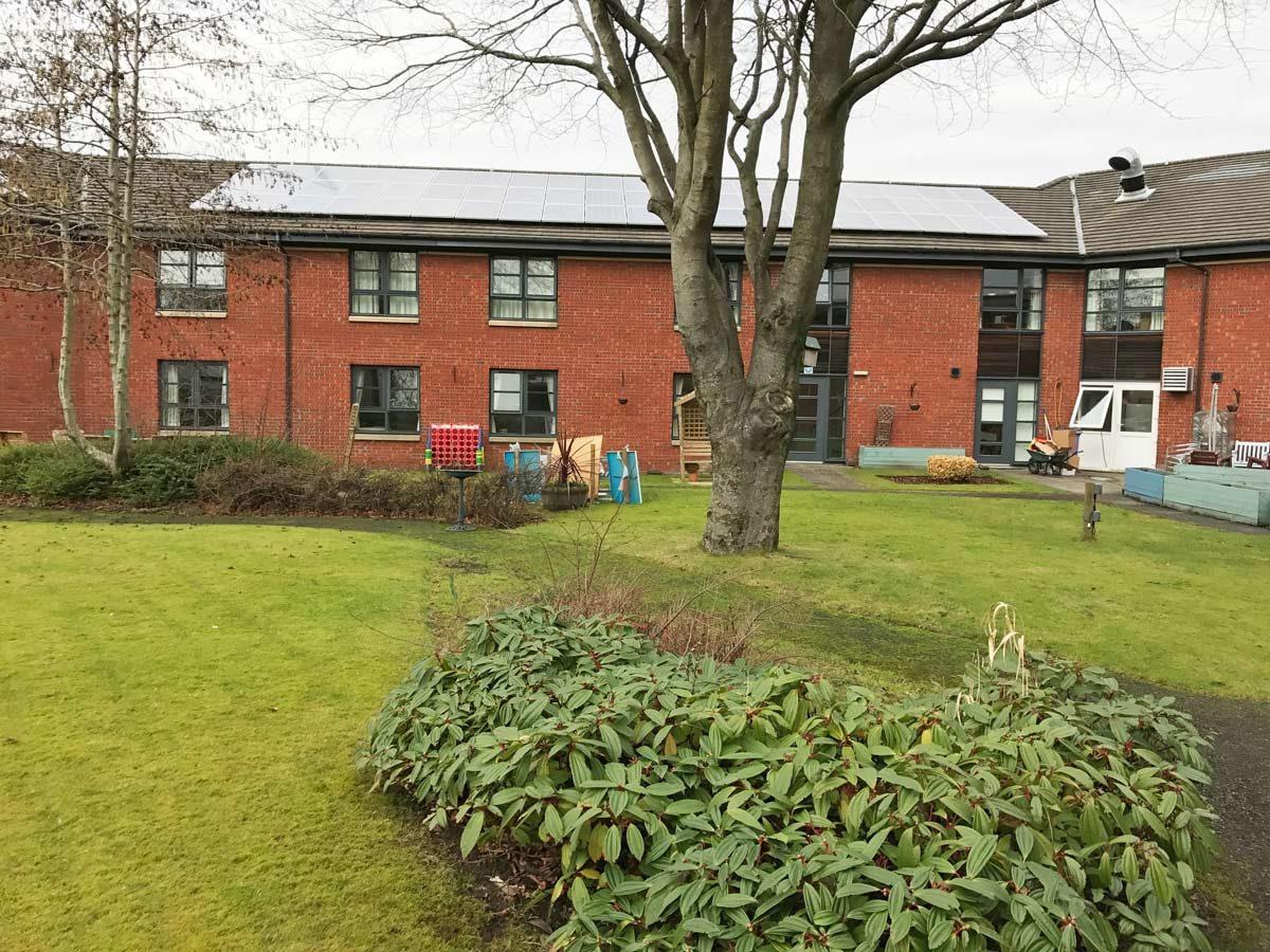 Craigbank Care Home - JPS Landscape Design