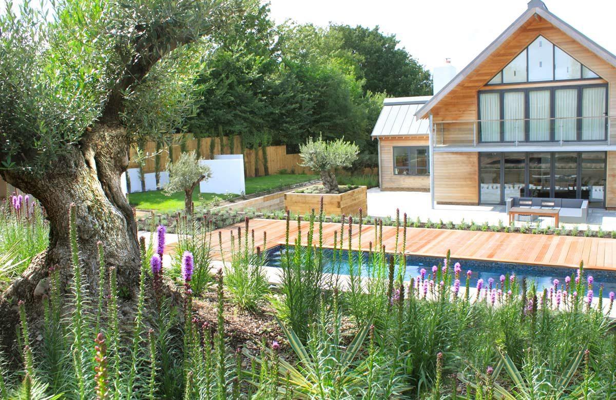 Dairy Farm Lodge - JPS Landscape Design