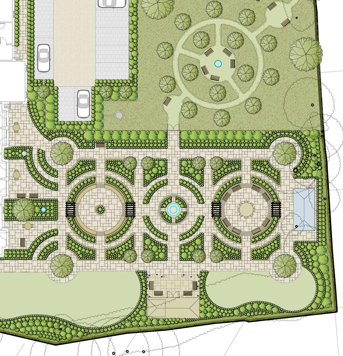 Kingsclear Care Home - JPS Landscape Design