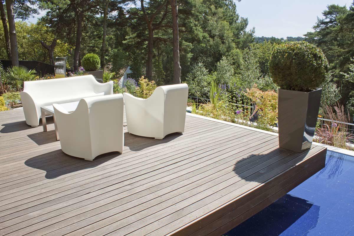 Treetops Huf Haus - JPS Landscape Design