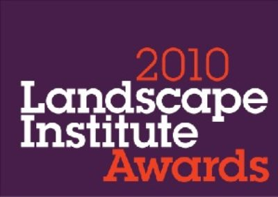 JANINE AT THE LANSCAPE INSTITUTE AWARDS