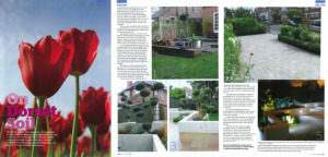NEW 'HOMES AND LEISURE' FEATURE