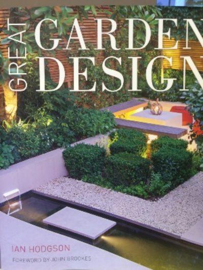 JPS FEATURED IN 'GREAT GARDEN DESIGN' BOOK