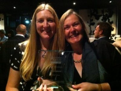 NEW HOMES GARDENS AWARDS 2012