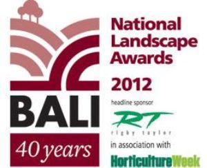 THE NATIONAL BALI LANDSCAPE DESIGN AWARDS 2012