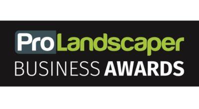 PRO LANDSCAPER BUSINESS AWARDS 2018