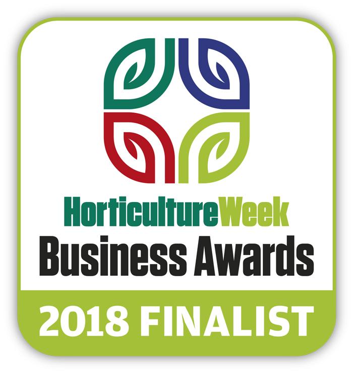 Horticulture Week Business Awards 2018