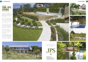 SECOND HOUSE MAGAZINE FEATURES JPS