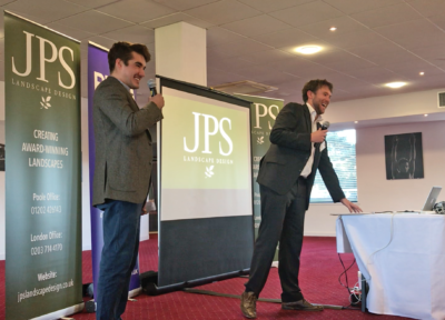 JPS SPEAKS AT THE BPA BREAKFAST SEMINAR