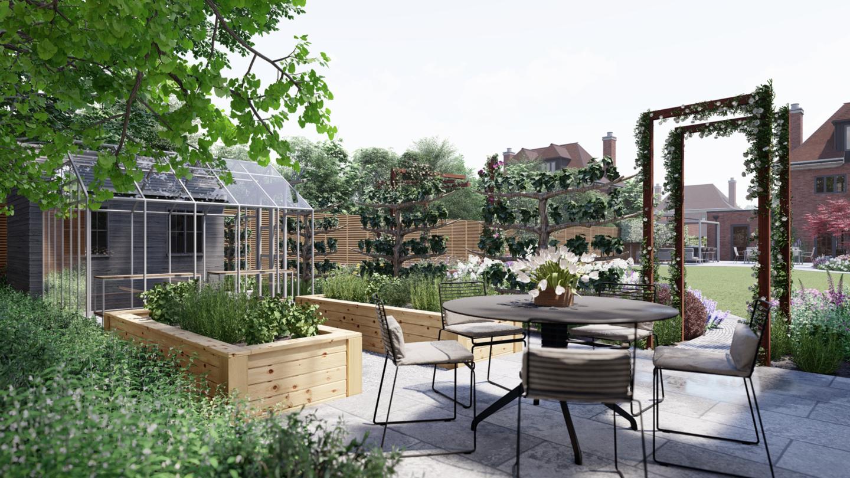 JPS_3D_kitchen garden