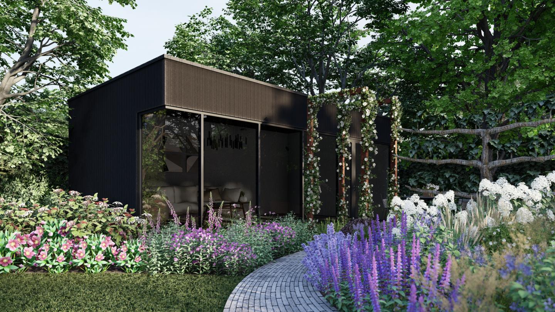 JPS_3D_summer house